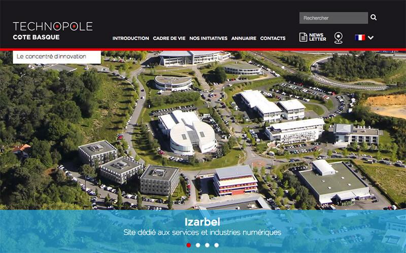 i-Cust à la Technopole Izarbel